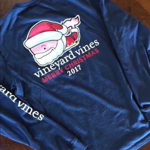 Vineyard vines Christmas Whale